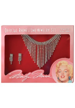 Marilyn Monroe Jewelry Set