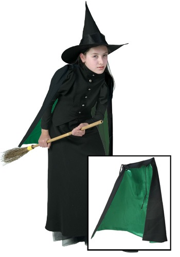 Child Classic Witch Cape