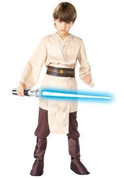 Deluxe Child Jedi Costume
