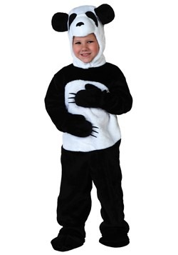 Panda Toddler Costume
