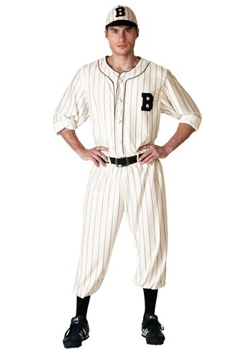 Adult Vintage Baseball Costume update