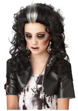 Rocked Out Zombie Wig
