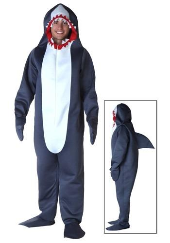 Mens Shark Costume
