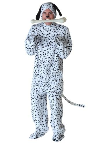 Plus Size Dalmatian Costume Front