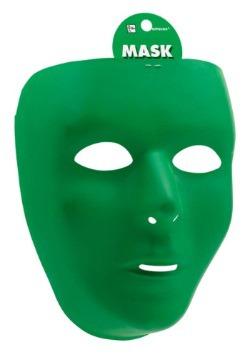 Green Full Face Mask