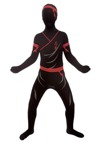 Kids Ninja Morphsuit