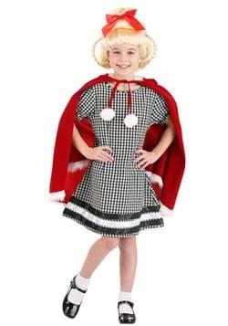 Christmas Girl Costume-1