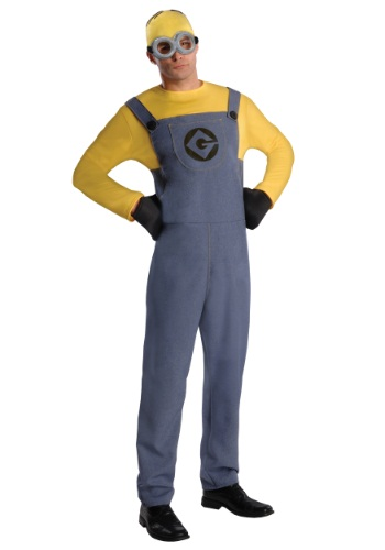 Adult Dave Minion Costume