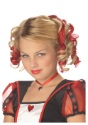 Red Curly Hair Clips