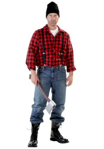 Adult Lumberjack Costume