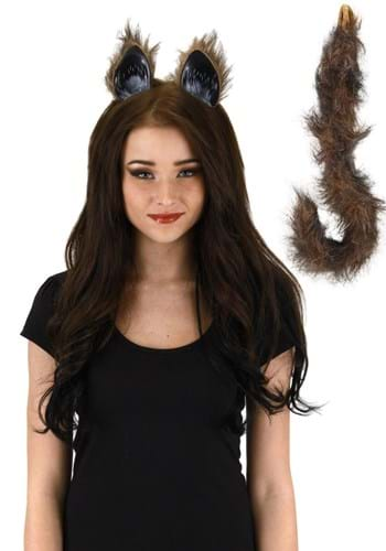 Fox Tail & Ears