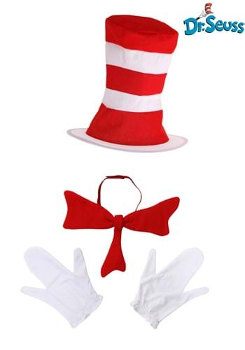 Seuss Kids Cat in the Hat Accessory Kit