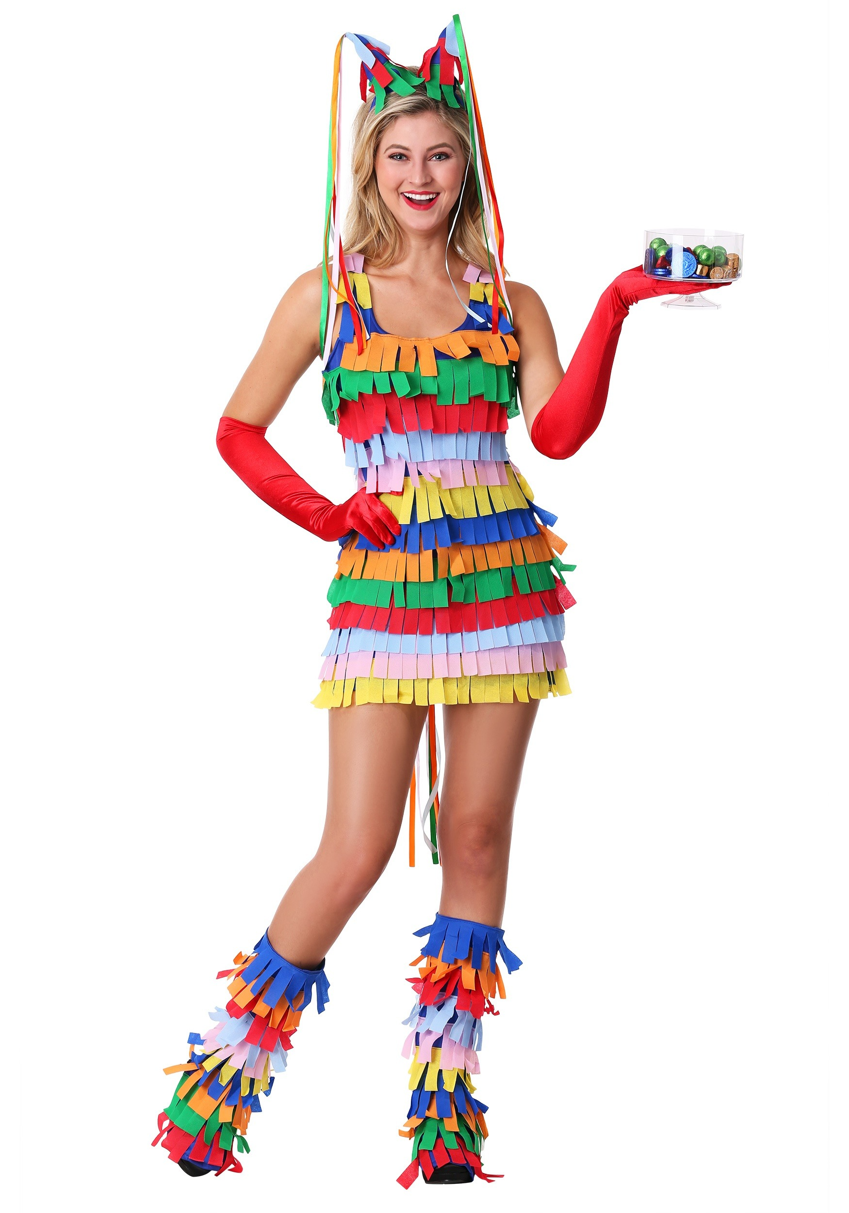 sc 1 st  Halloween Costumes UK & Sexy Pinata Costume