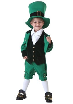 Toddler Leprechaun Costume