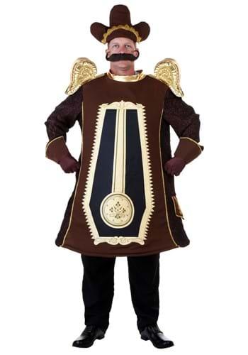 Adult Clock Costume