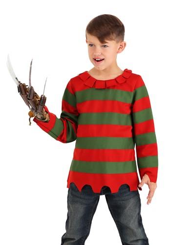 Child Nightmare Sweater Update