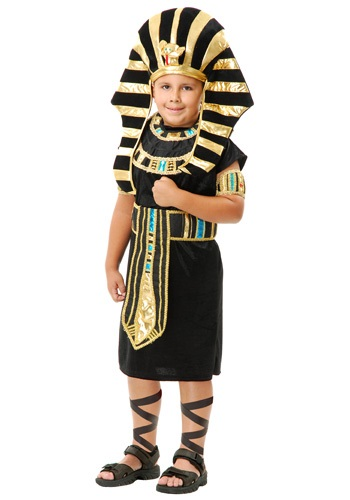 Child King Tut Costume