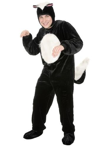 Adult Skunk Costume