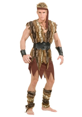 Cool Caveman Costume