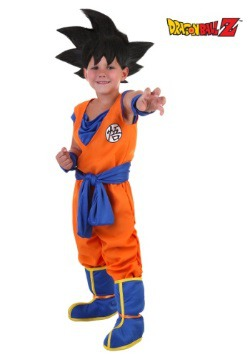 Toddler Goku Costume