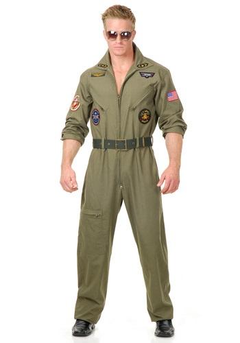 Plus Size Air Force Pilot Costume