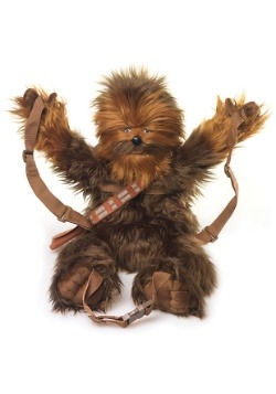 Deluxe Chewbacca Backpack