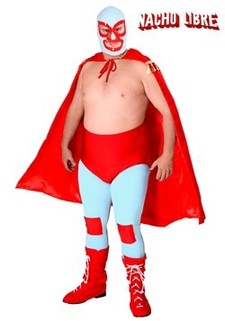 Plus Nacho Libre Costume