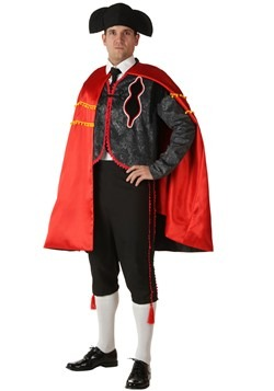 Plus Size Matador Costume