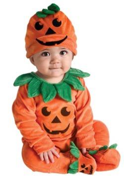 Infant Lil Pumpkin Onesie