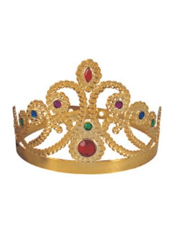 Gold Queen's Tiara