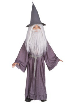 The Hobbit Kids Gandalf Costume