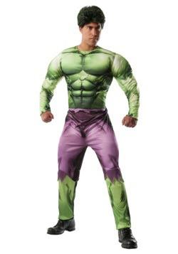 Deluxe Adult Hulk