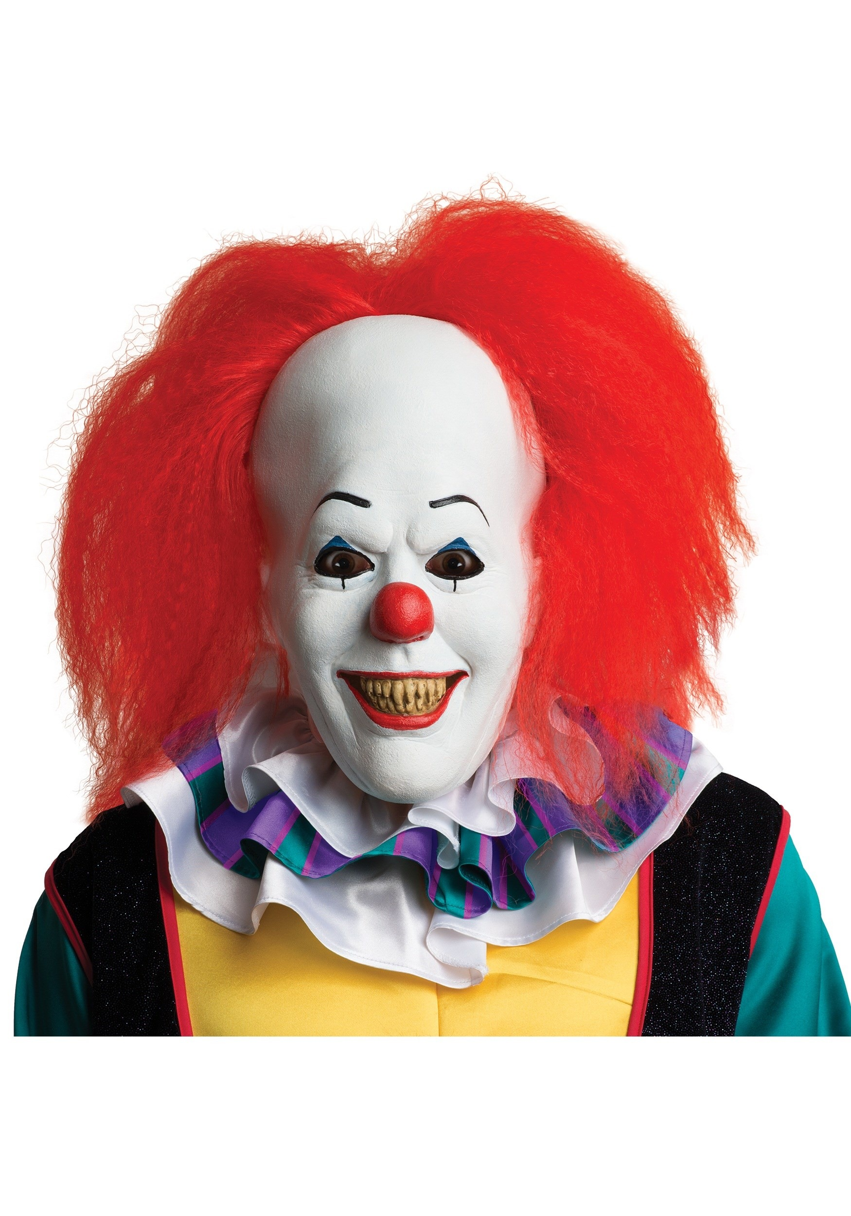 Pennywise Mask  sc 1 st  Halloween Costumes AU & Scary Masks - Horror Movie Masks Scary Clown Masks