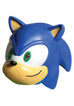 Child Sonic the Hedgehog Mask