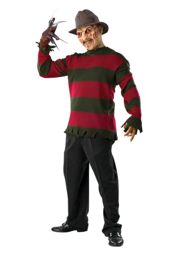 Deluxe Freddy Sweater w/ Mask