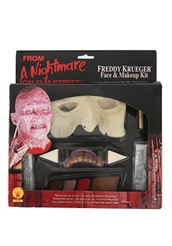 Freddy Krueger Makeup Kit