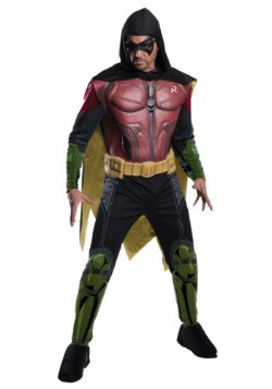 Robin Arkham Origins