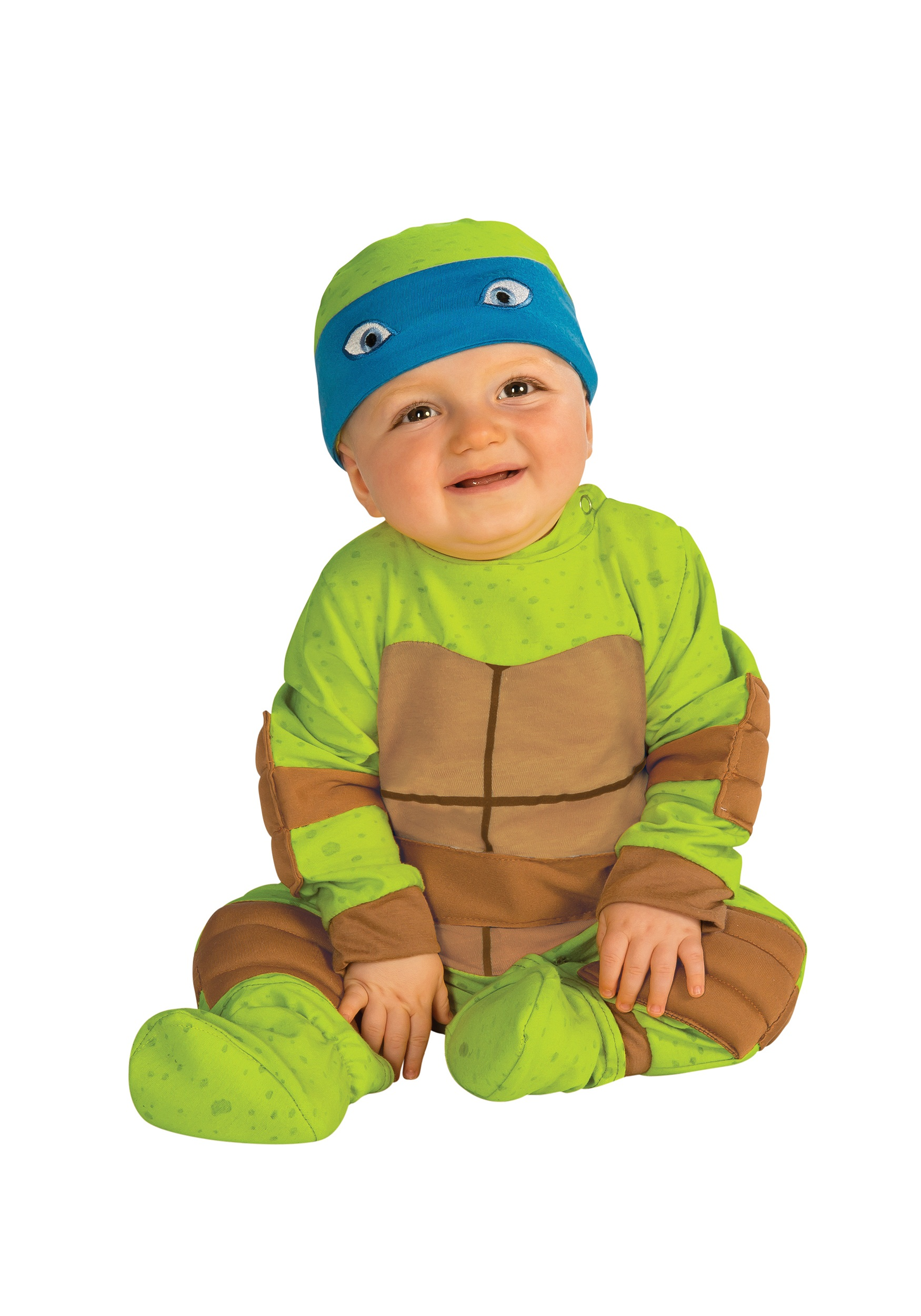 Infant Ninja Turtle Jumper Costume