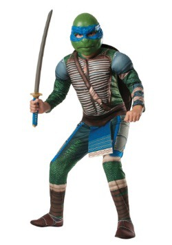 Ninja Turtle Movie Child Deluxe Leonardo Costume