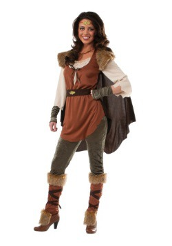 Womens Forest Princess Costume