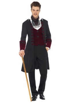 Mens Fever Gothic Vampire Costume