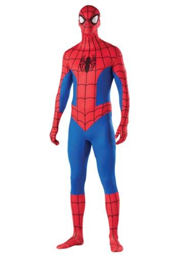Amazing Spider-Man 2 Second Skin Suit