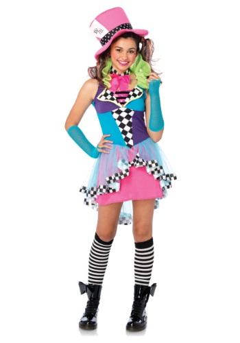 Tween Mayhem Hatter Costume