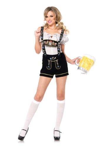 Edelweiss Lederhosen Adult Costume