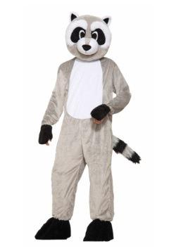 Rickey Raccoon Mascot Costume