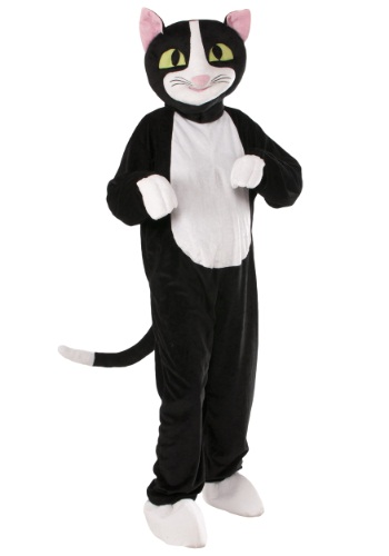 Catnip the Cat Mascot Costume