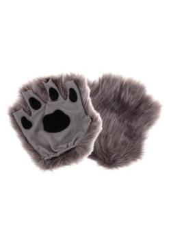 Fingerless Paws Gray