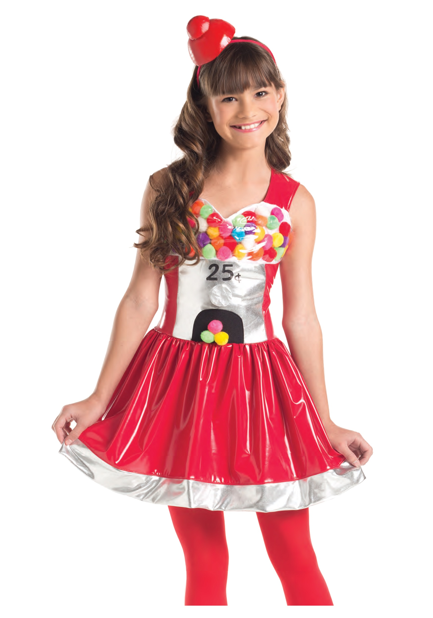 INOpets.com Anything for Pets Parents & Their Pets Bubblegum Cutie Child Costume