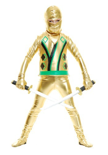 Child Gold Ninja Avengers Series III