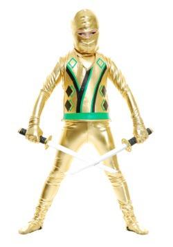 Child Gold Ninja Avengers Series III
